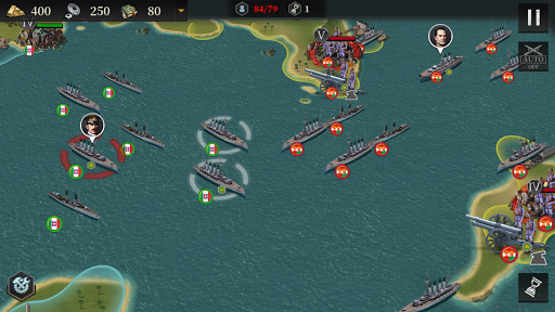 European War 6:1914 - WW1 Strategy Game 1.3.14 screenshots 4