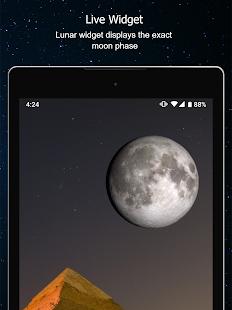 Phases of the Moon Calendar & Wallpaper Free 6.1.9 Screenshots 15