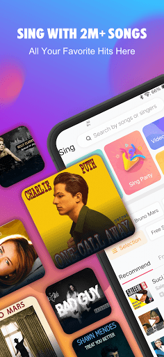 StarMaker: Sing free Karaoke, Record music videos 7.9.0 screenshots 2