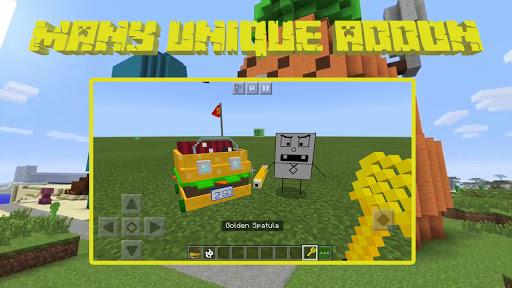 Télécharger Bikini Bottom City MCPE Sponge Mod APK MOD (Astuce) screenshots 1