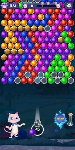 Bubble Shooter Blast - New Pop Game 2021 For Free apktram screenshots 7
