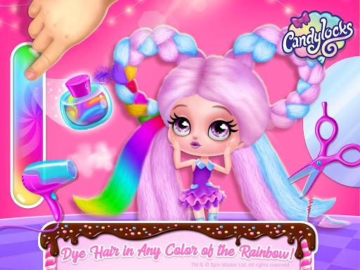 Candylocks Hair Salon - Style Cotton Candy Hair  Screenshots 12