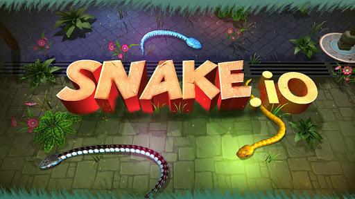 3D Snake . io filehippodl screenshot 8