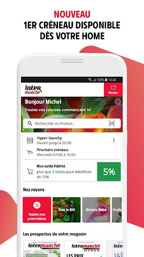 Intermarchu00e9, Magasin & Services (Drive, Livraison)  Screenshots 3