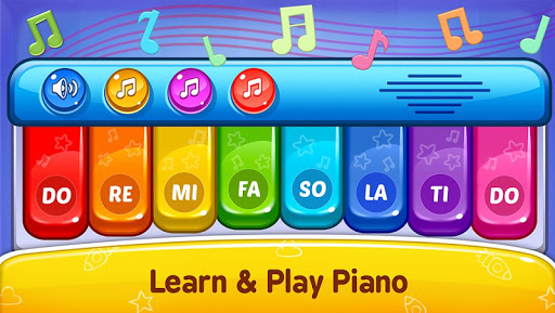 Baby Games - Piano, Baby Phone, First Words 1.3.0 screenshots 2