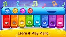 Baby Games - Piano, Baby Phone, First Wordsのおすすめ画像2
