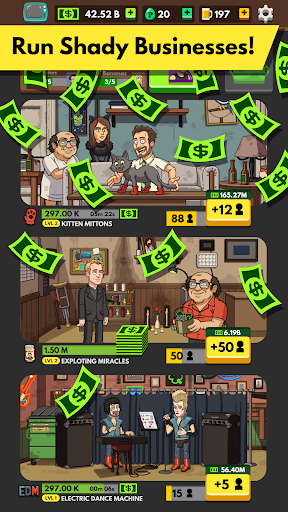 Itu2019s Always Sunny: The Gang Goes Mobile 1.4.0 screenshots 1