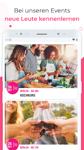 LoveScout24 : Flirt, Chat, Dating App fu00fcr Singles 5.43.2 Screenshots 5
