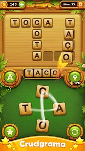 Palabra Crucigrama -Los mejores juegos de palabras 1.3 Screenshots 7