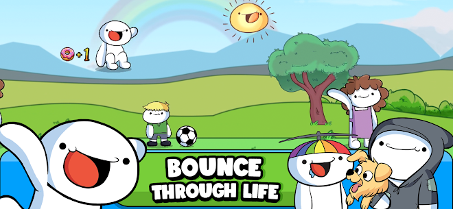 TheOdd1sOut: Let's Bounce Mod Apk (Unlimited Money) 0.3 2