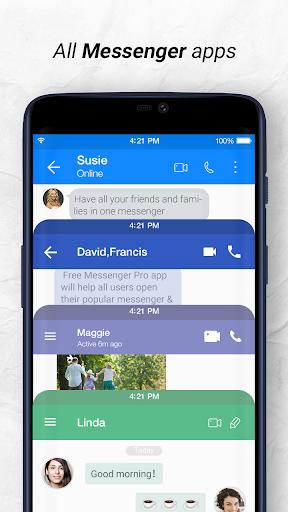 Messenger Pro  screenshots 1
