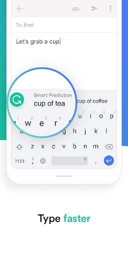 Grammarly Keyboard - Writing & Spelling Assistant 1.9.17.2 Screenshots 2
