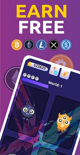 CryptoFast - Earn Real Bitcoin 1.2.5 screenshots 1