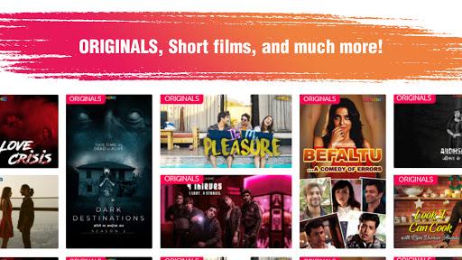 Watcho: Original Spotlight Exclusive Shows & Films apktram screenshots 6