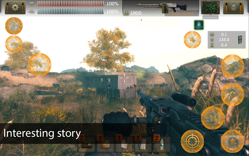 The Sun Origin: Post-apocalyptic action shooter  screenshots 24