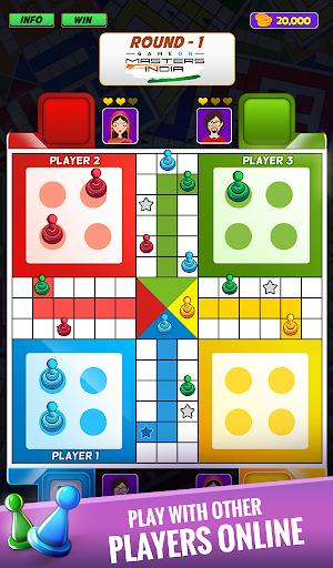 Ludo Game- 2019 Best Ludo Classic Game captures d'écran apk mod pirater preuve 2