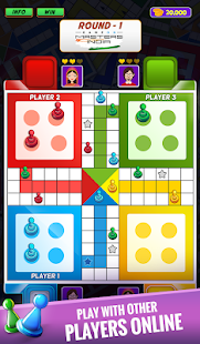 Ludo Game- 2019 Best Ludo Classic Game Screenshot