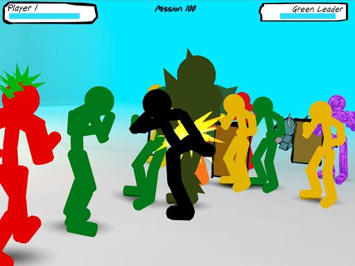 Stickman Street Fighting 1.06 screenshots 8