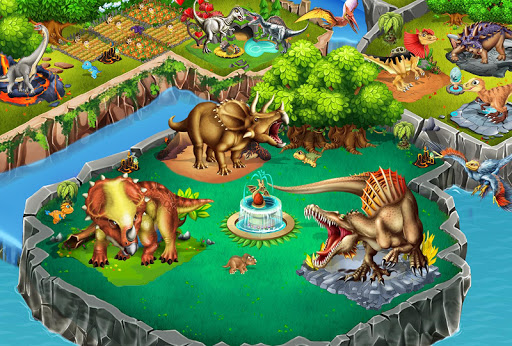 Dino Battle 11.69 screenshots 2