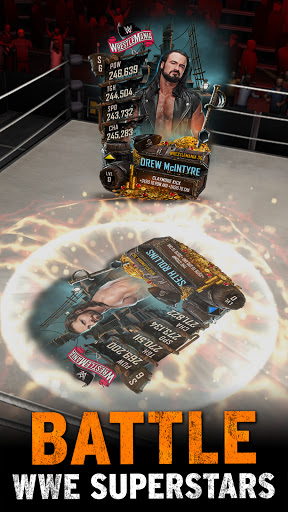 WWE SuperCard u2013 Multiplayer Card Battle Game filehippodl screenshot 1