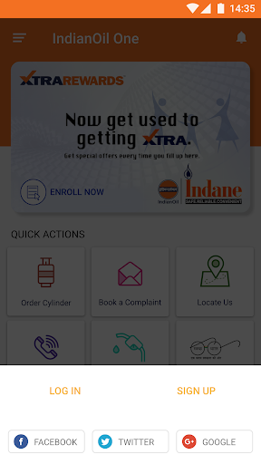 IndianOil ONE 1.4.11 screenshots 1