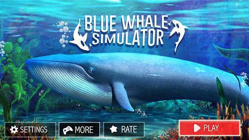 Blue Whale Simulator - Deep Ocean 1.1.5 screenshots 12