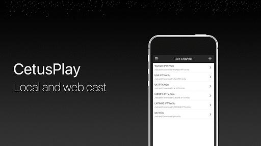 Fire TV Universal Remote Android TV KODI CetusPlay 4.8.0.1 Screenshots 2