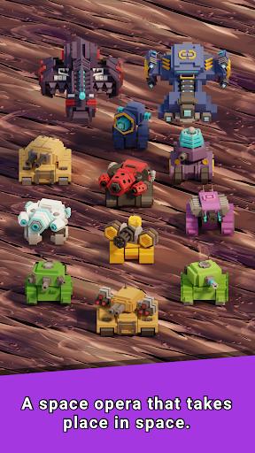 Tank Alien War: Survival Game  screenshots 4