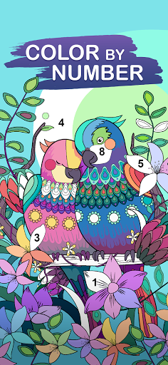 Art Games : Color by number 1.0.0 screenshots 1