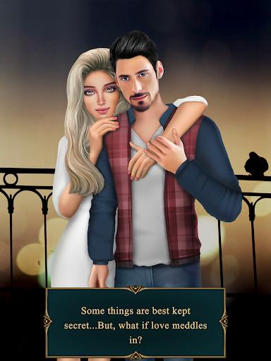 The Secret of the Past - Vampire Romance Story screenshots 2