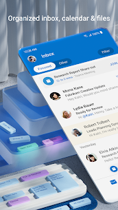 Microsoft Outlook: Secure email, calendars & files 1