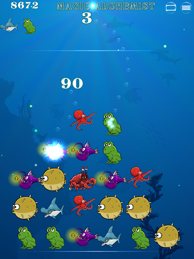 Magic Alchemist Under the Sea screenshots 10