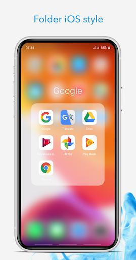 Launcher iOS 14 2.05 Screenshots 3