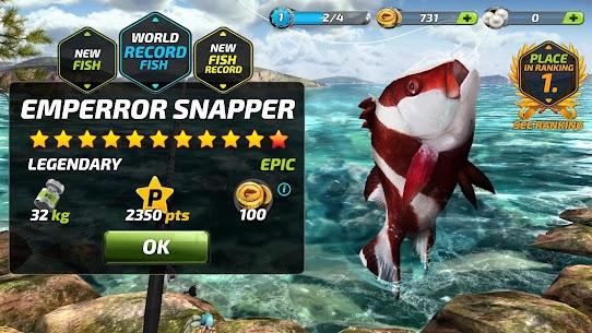 Fishing Clash: Game Câu Cá Online Thể Thao 3D Ver. 1.0.150 MOD Menu APK | Line Never Break | Auto fishing 3