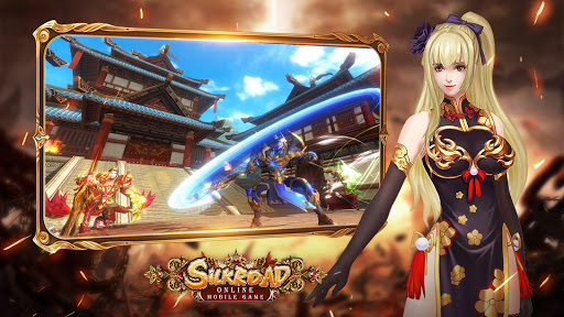 Silkroad Online 5.1.17288 screenshots 4