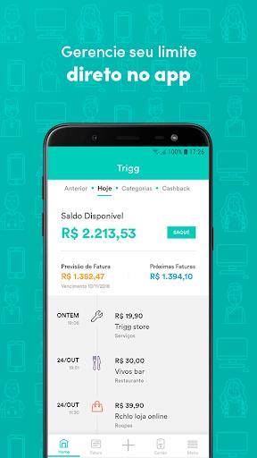 Cartão de crédito Trigg  screenshots 1