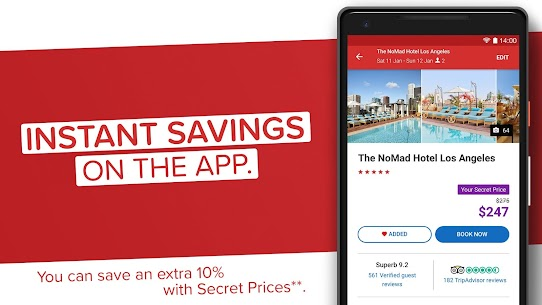 Hotels.com: Book Hotels, Vacation Rentals and More MOD APK V66.1.1.4.release-66_1 for Android 2