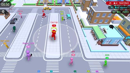 Move.io: Move Stop Move - Stickman Crowd 3D 0.0.56 screenshots 8