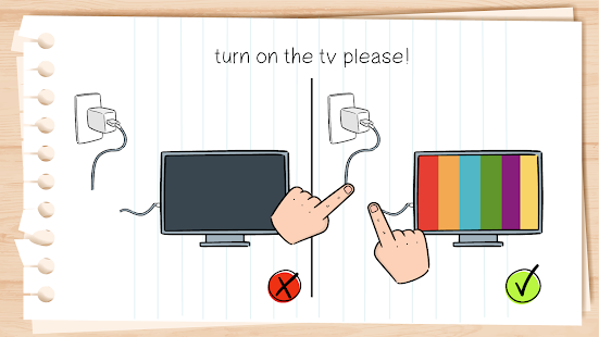 Brain Test: Tricky Puzzles Screenshot