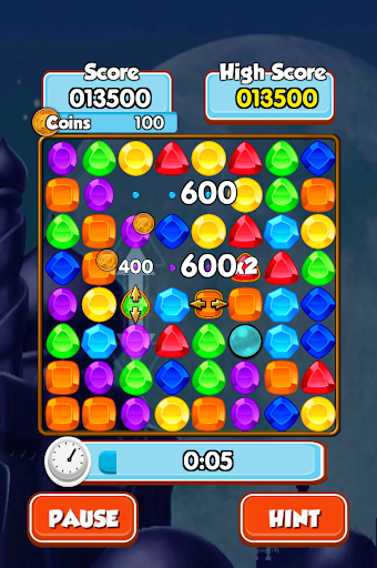 Bedazzled Gems For PC Windows (7, 8, 10, 10X) & Mac Computer Image Number- 7