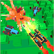 PlanetCraft: Space Pixel Craft Shooter - Androidアプリ
