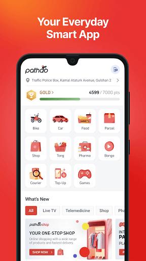 Pathao  screenshots 1