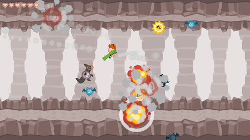 Cave Blast: Jetpack Shooting For PC Windows (7, 8, 10, 10X) & Mac Computer Image Number- 9