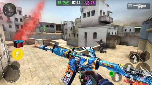 Modern Gun Strike OPS 2021 - FPS Shooting Games 1.0.15 screenshots 3