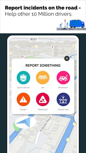 GPS Live Navigation, Maps, Directions and Explore  Screenshots 4