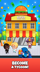 Idle Delivery Tycoon Mod Apk 1.2.0.10 (Free Shopping) 5