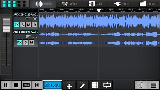 Audio Elements Demo 1.6.3 Screenshots 1
