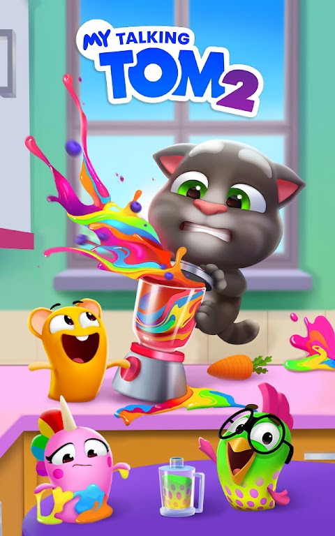 My Talking Tom 2 poster 7