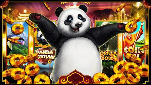 Panda Slots u2013 Mega Win Spin Slot Jackpot 777 1.831 screenshots 5