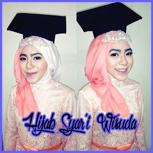 Tutorial Hijab Syar I Wisuda Aplicaciones En Google Play